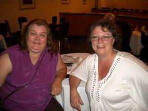 Laurie Ryan an d Jillian Chantal